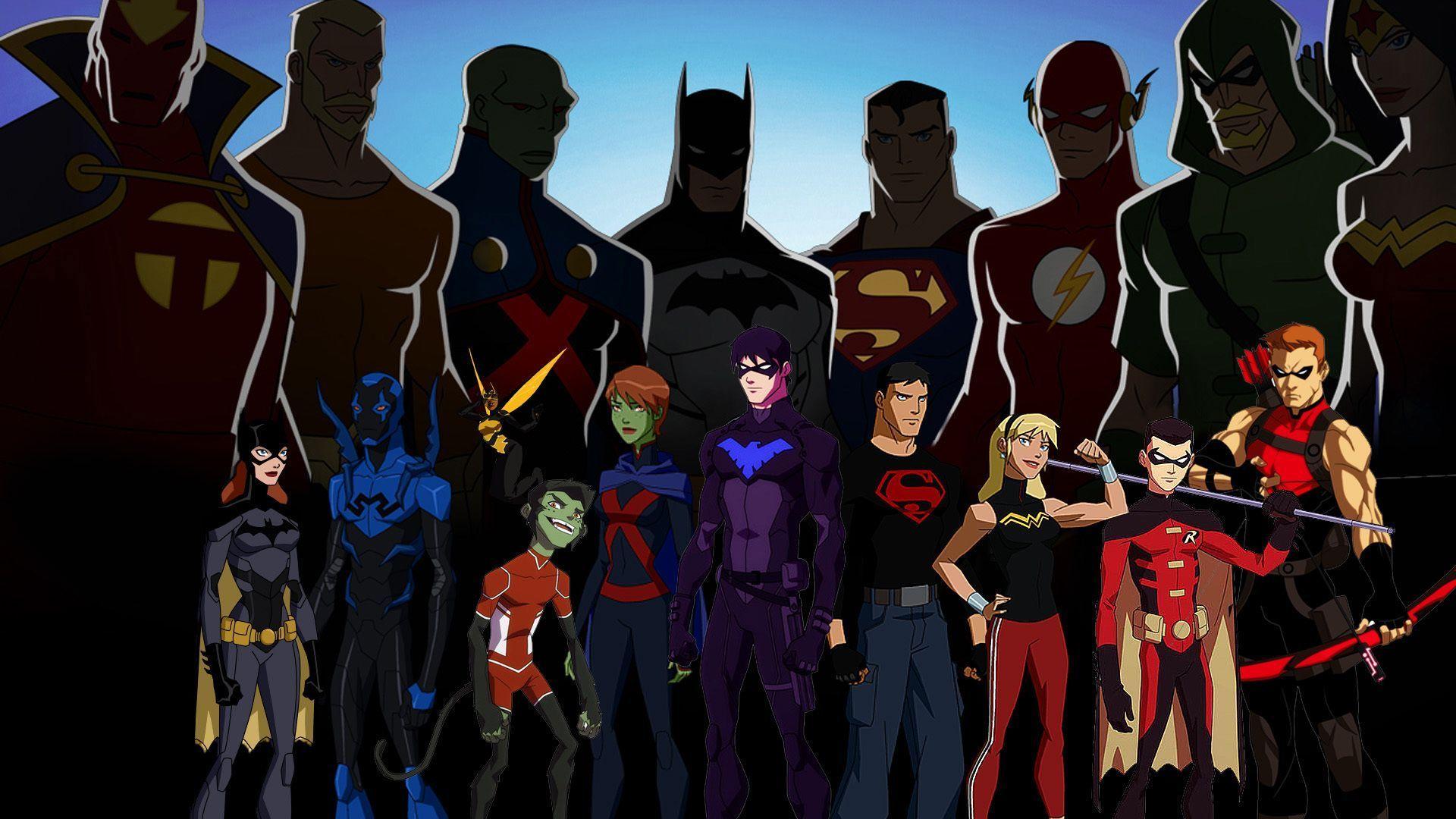Hd wallpaper justice league - Justice League Wallpaper Hd