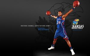 Kansas Jayhawks Basketball Wallpaper