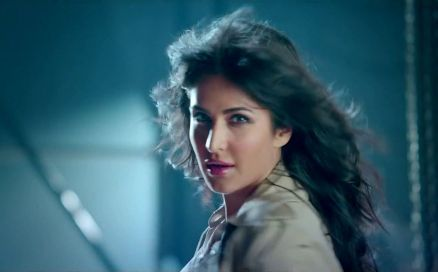 Wallpaper Katrina Kaif In Dhoom 3