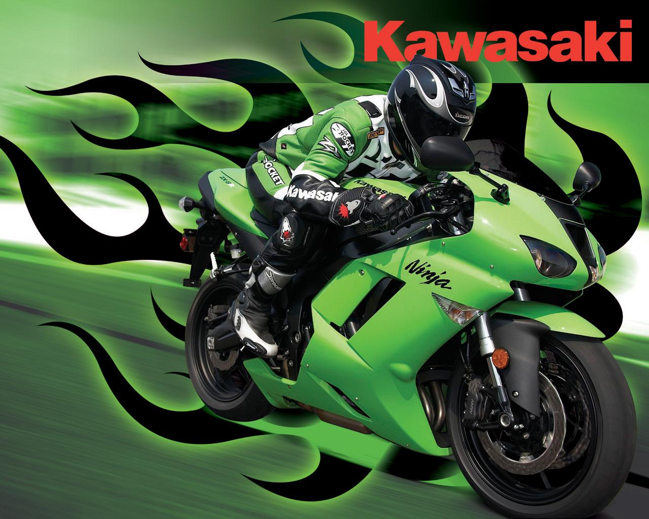 Kawasaki Ninja Hd Quality Wallpapers For Free