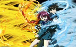 Kaze No Stigma Wallpaper