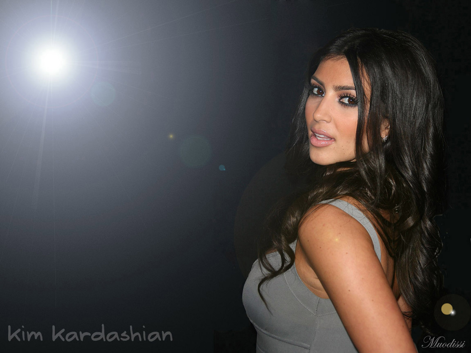 Kim Kardashian Widescreen Gallery 540798857 Wallpaper for Free