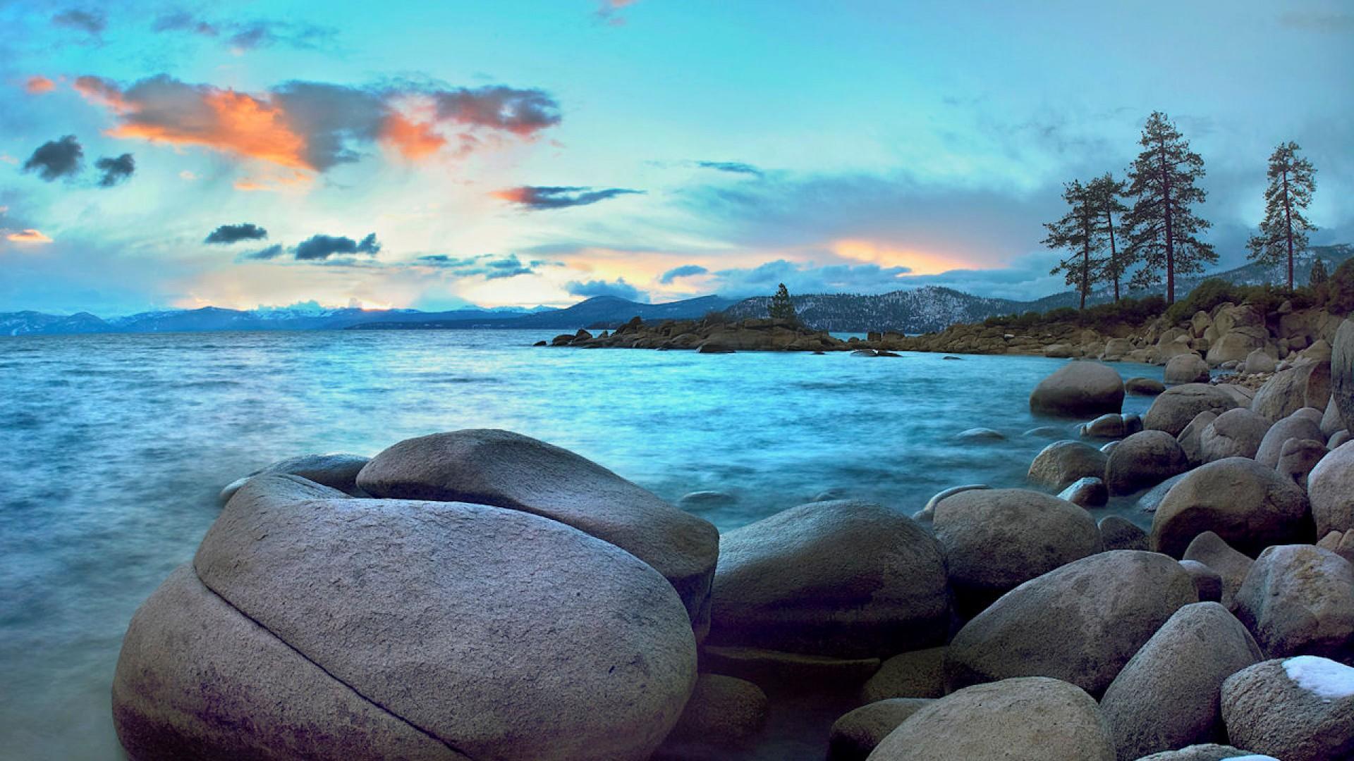 lake tahoe lake tahoe high definition wallpaper