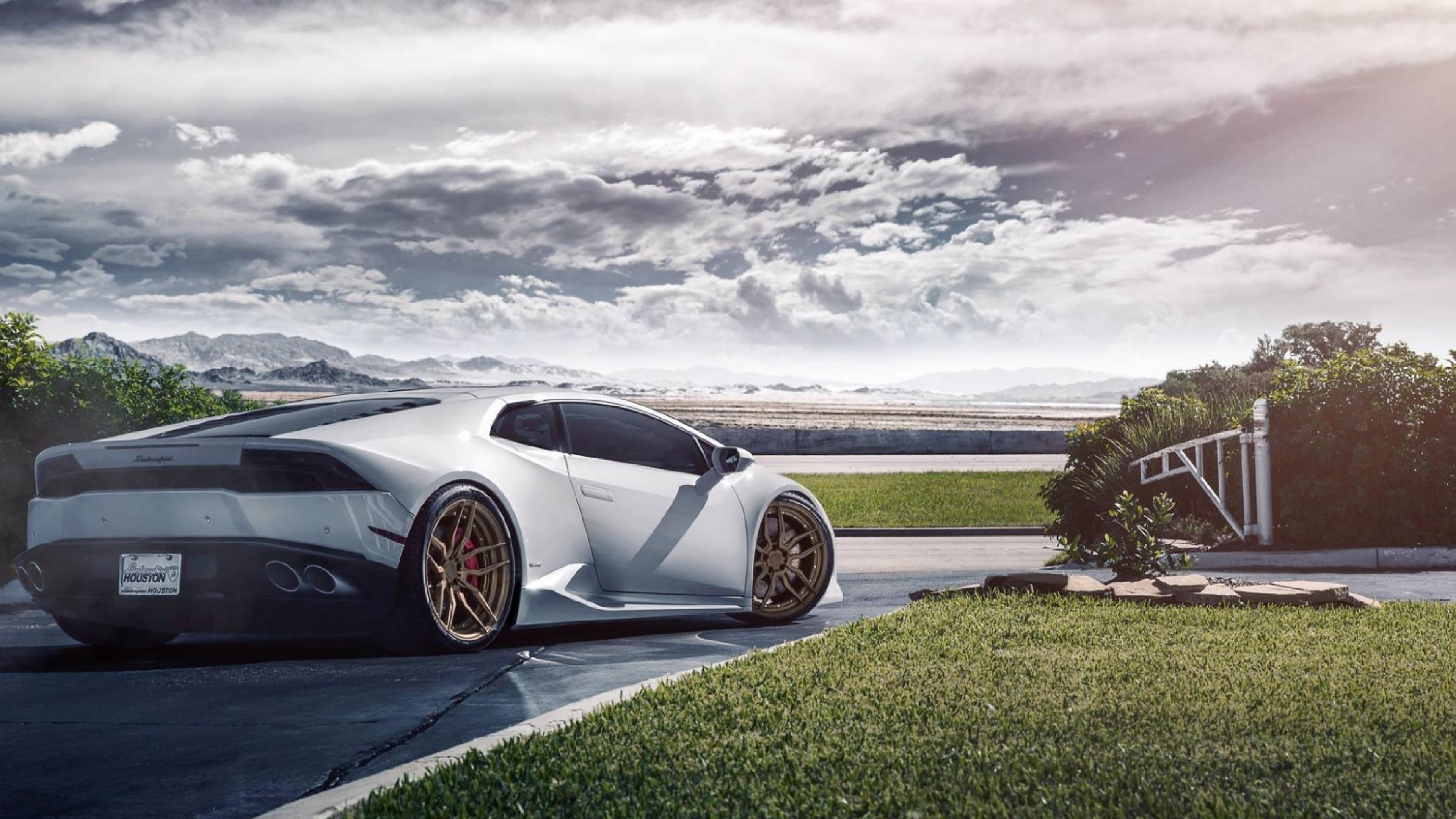 2016 Rosso Mars Novara Edizione Lamborghini Huracan Wallpapers ...