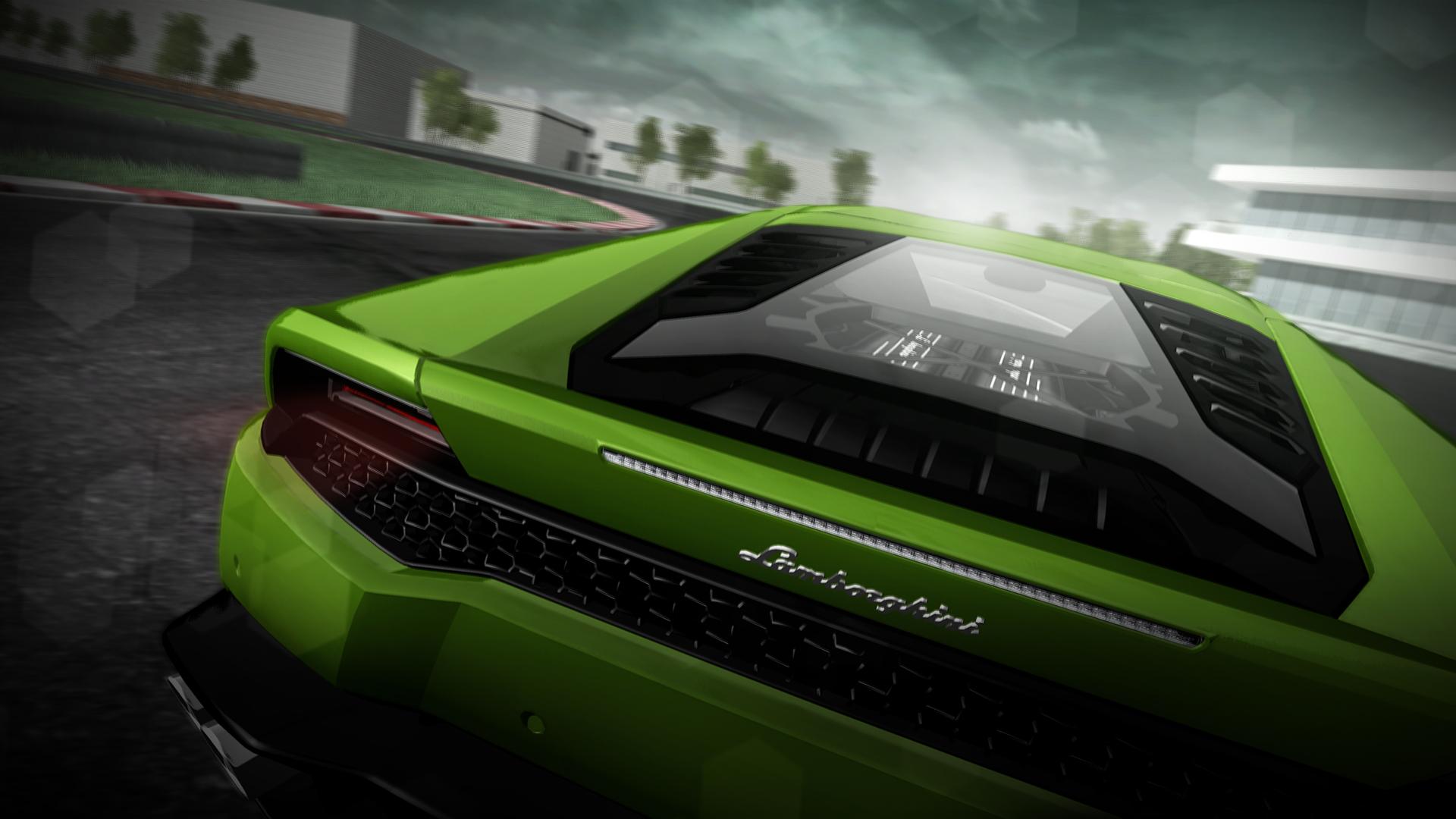 lamborghini huracan wallpaper - Lamborghini Huracan Hd Wallpaper