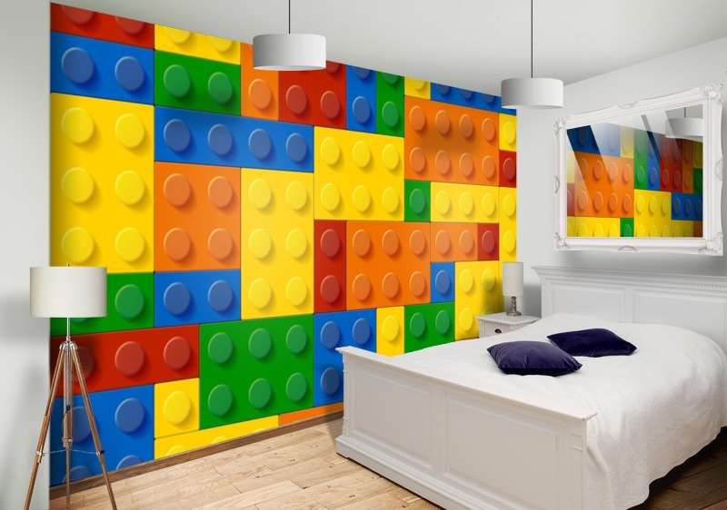 High Definition Lego Brick Wallpaper - HQFX Picture