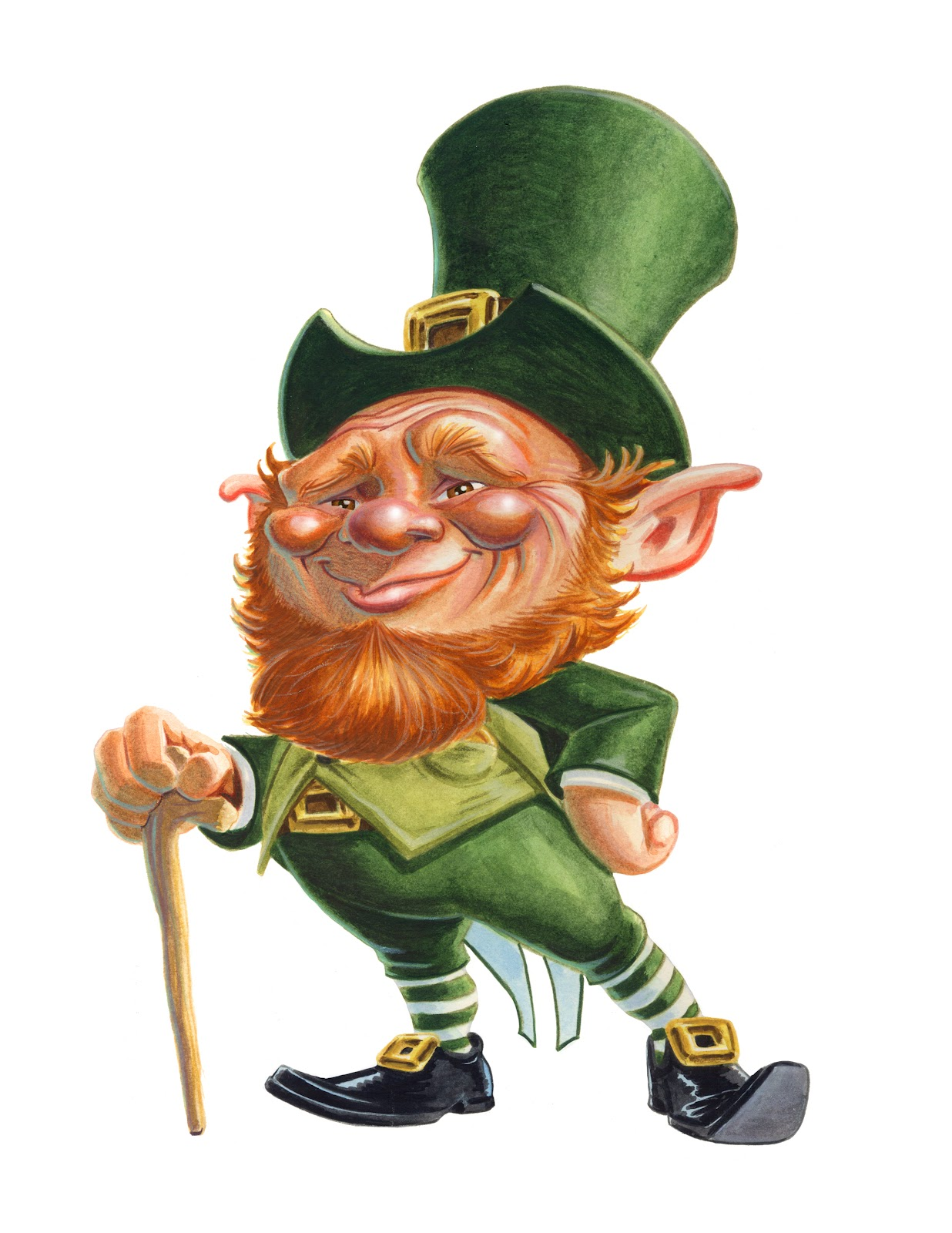 Free Newest Leprechaun Wallpaper