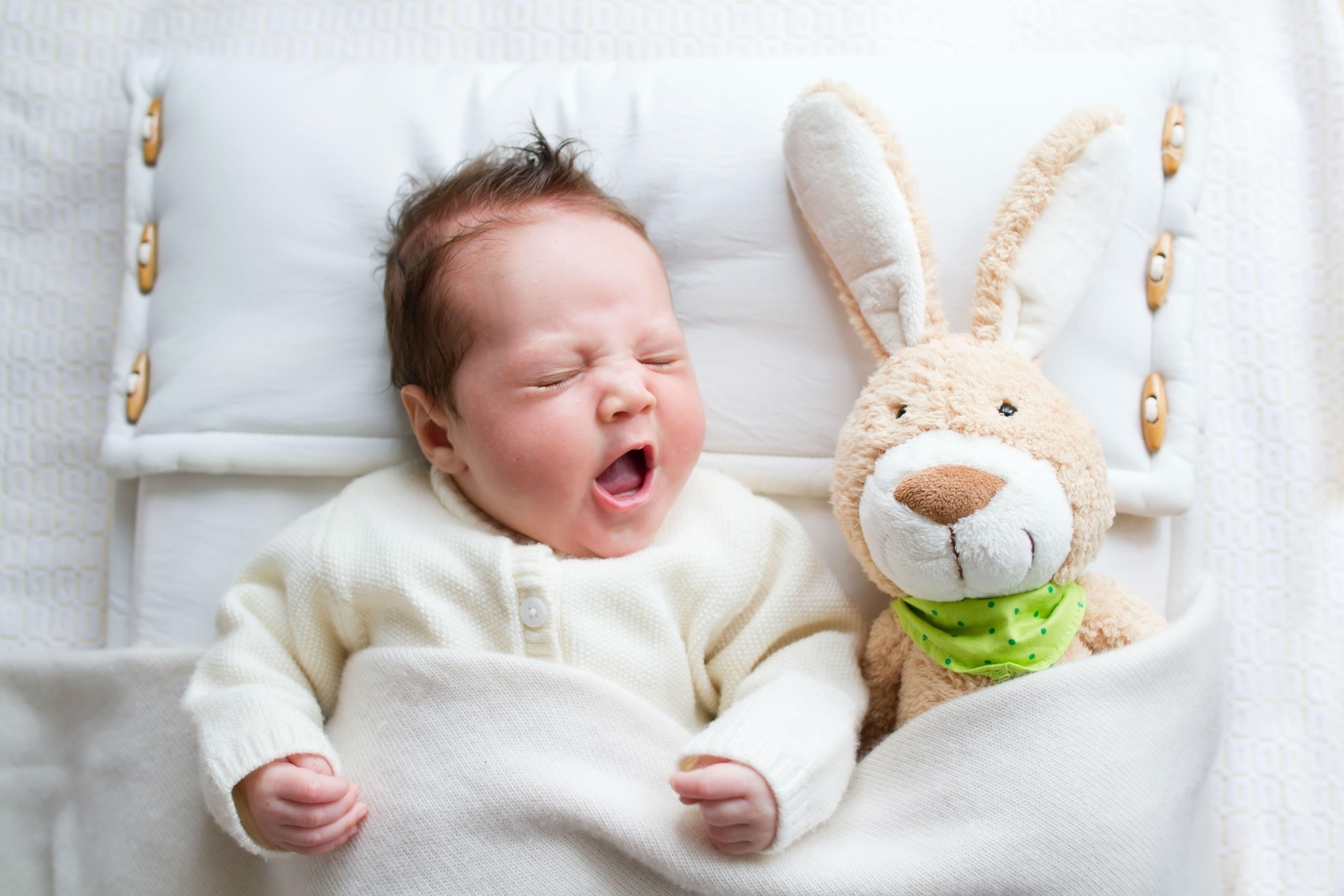 Как уложить ребенка спать быстро и легко.