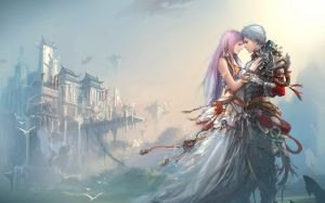 Love Anime Wallpaper