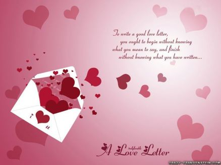 Love Notes Wallpaper