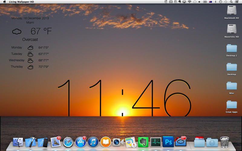 заставка часы на рабочий стол windows xp № 175087 бесплатно