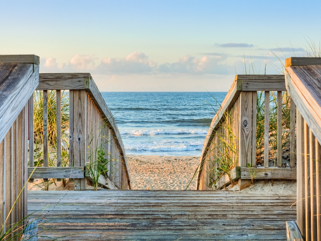 Photo Collection Oceanfront Wallpaper