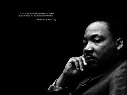 Wallpaper Martin Luther King