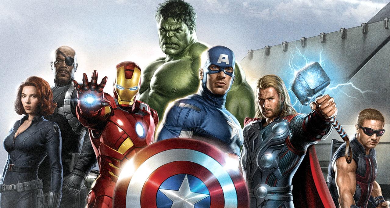 image marvel avengers
