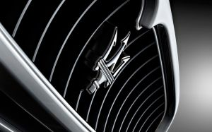 Wallpaper Maserati Logo