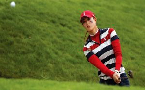 Michelle Wie Wallpaper