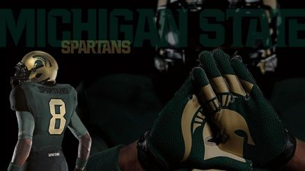 Michigan State Football Pictures
