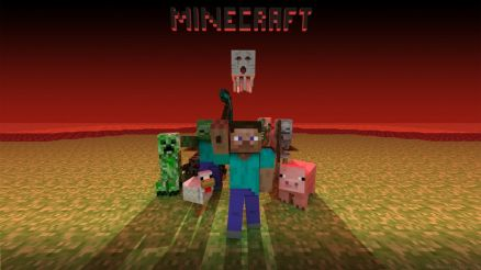 Minecraft Laptop Pictures