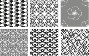 Modern Pattern Wallpapers