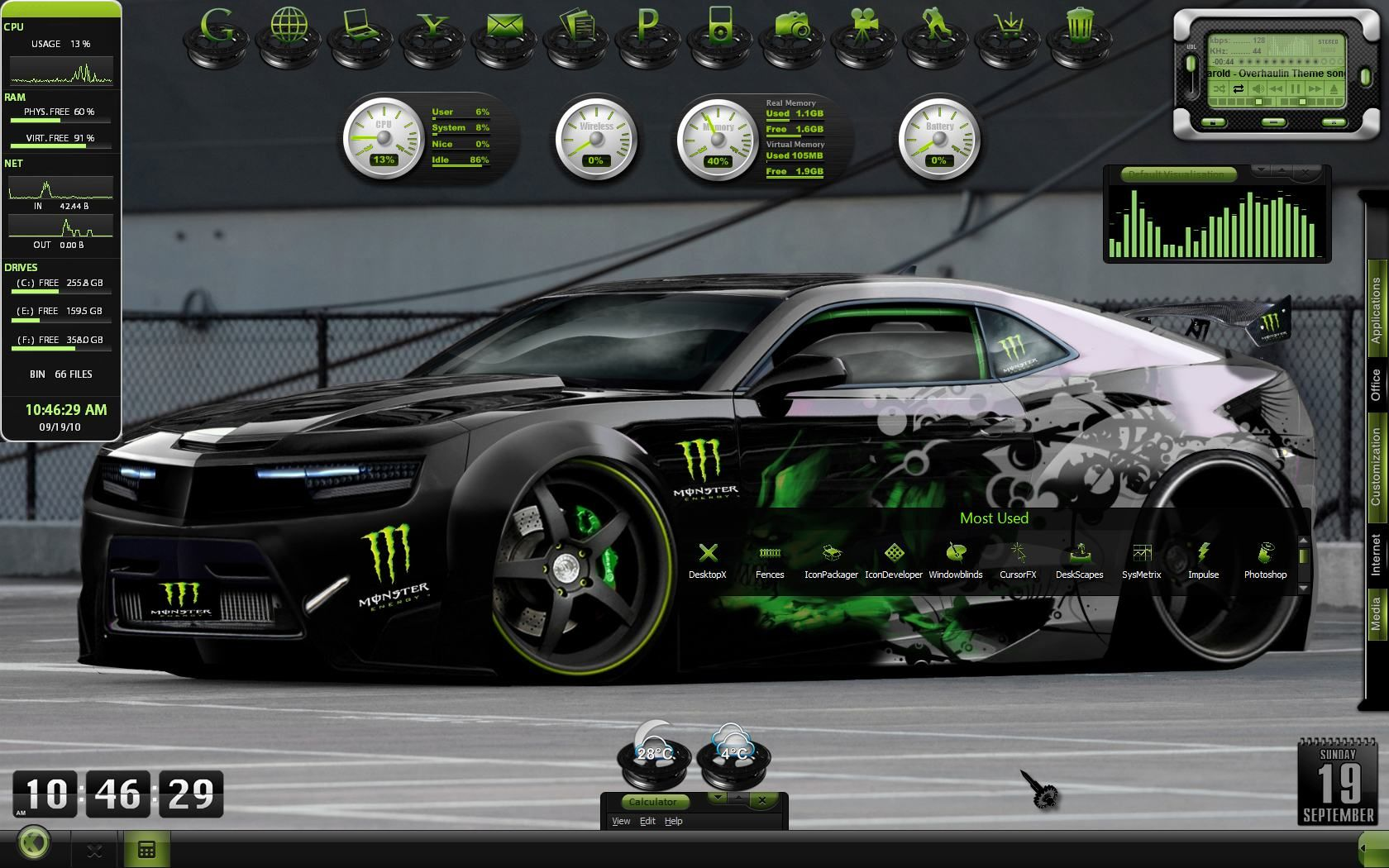 Free Adorable Monster Energy Images On Your Computer