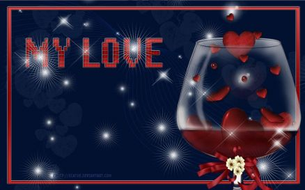 My Love Wallpaper HD