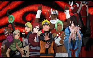 Image Naruto And Friends