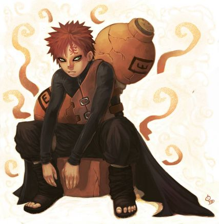 Images Of Naruto And Gaara