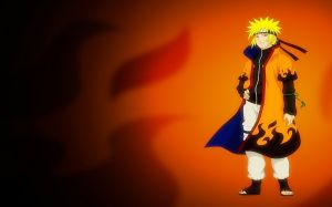 Wallpaper Naruto Hokage