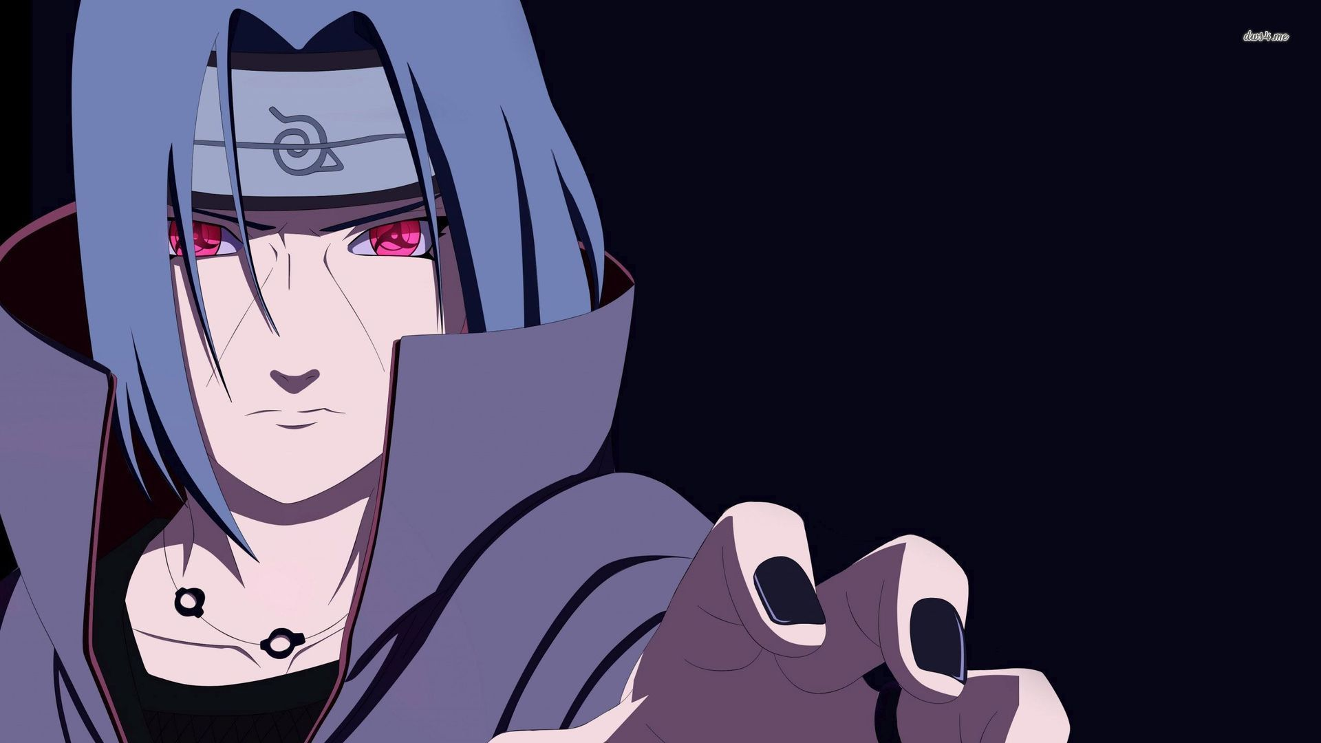 Android High Resolution Itachi Wallpaper