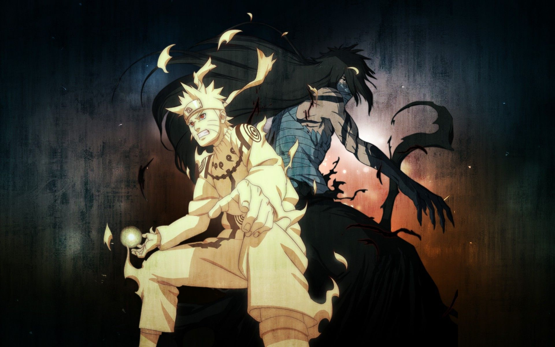 30 Wallpapers Of Naruto In Widescreen