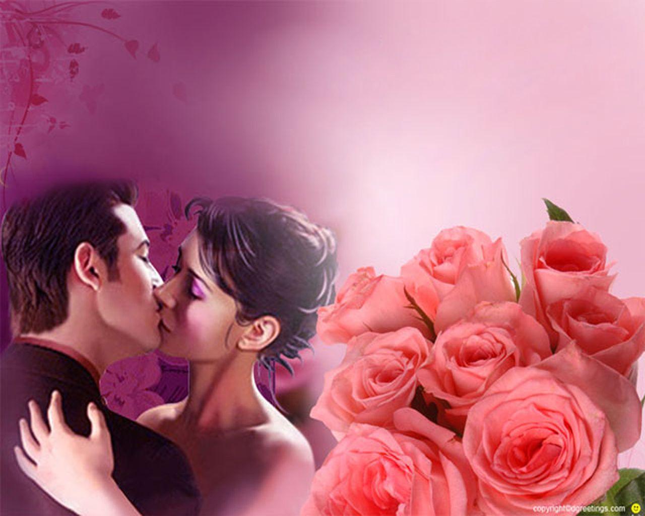 Красивы романтические открытки парню, девушке. Открытки влюбленным натурам 58