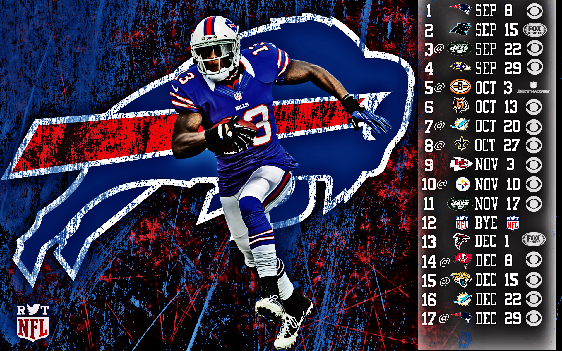 Top NFL Schedule Wallpapers In High Quality GoldWallpapers