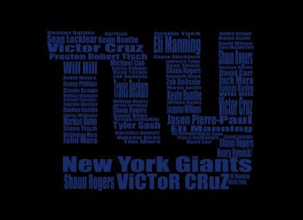 NY Giants Photos