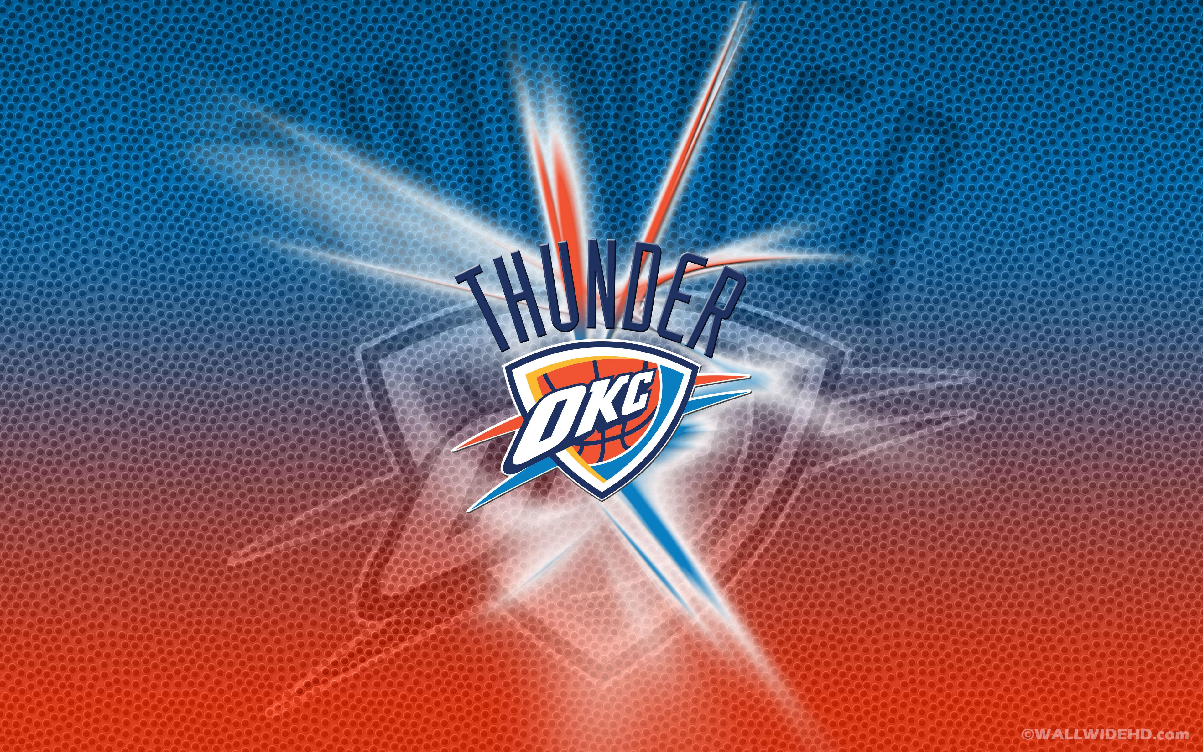 Oklahoma City Thunder Wallpaper by Eir