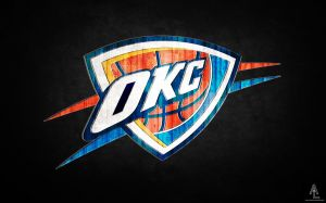 Oklahoma Thunder Wallpaper