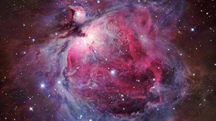 Orion Nebula Photos