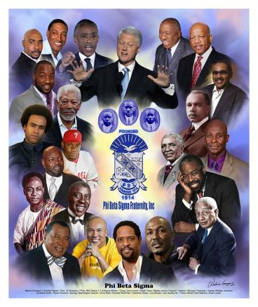 Pictures Of Phi Beta Sigma