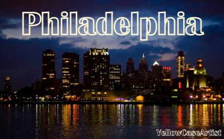 Philadelphia Skyline Wallpaper