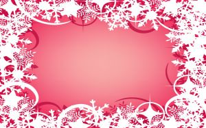 Pink Christmas Wallpaper HD