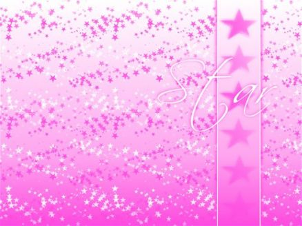 Pink Stars Pictures