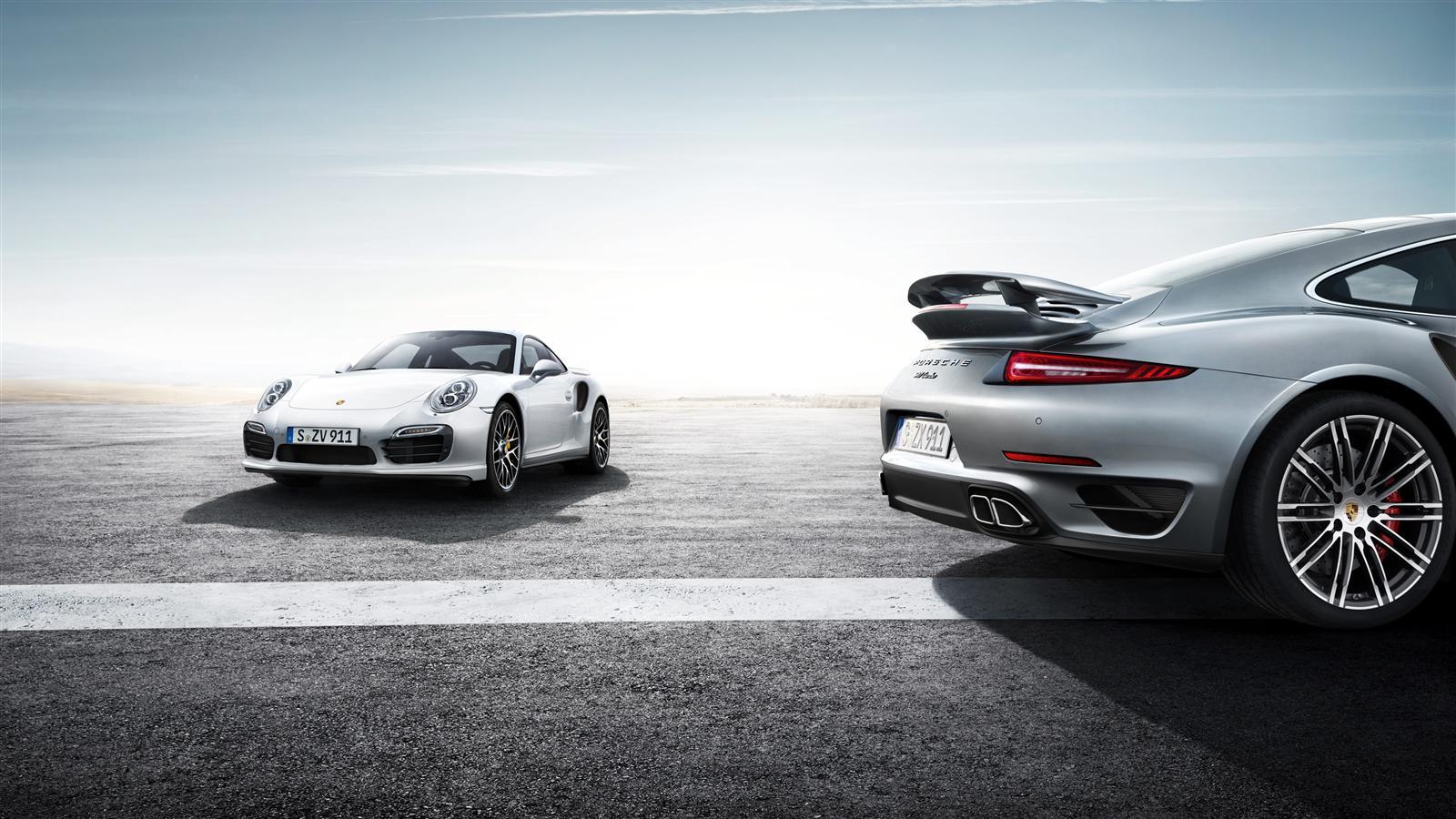 porsche 911 turbo s - 2015 Porsche 911 Turbo Wallpaper