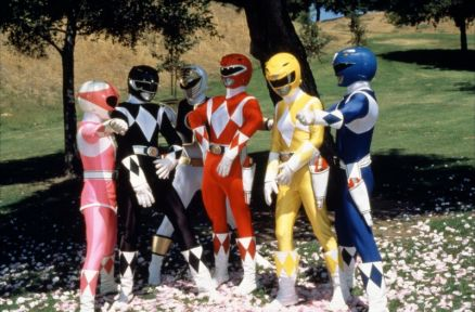 Power Rangers Photo