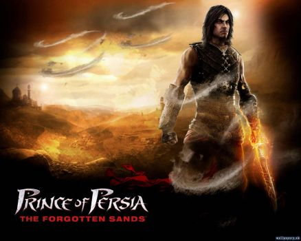 Prince Persia The Forgotten Sands Wallpaper