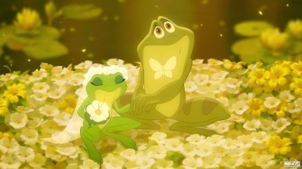 Princess And The Frog Wallpapers