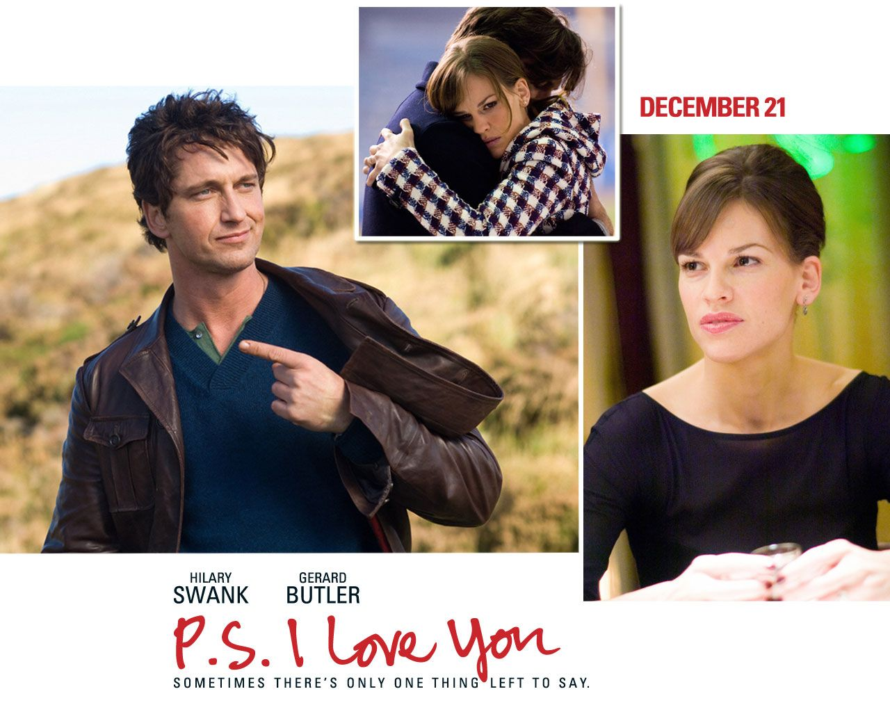 ps i love you film review essay I love you, is a film about learning to let go and move on with your life after the death of a spouse (for reviews ps i love you essay.