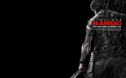 Rambo Wallpaper HD