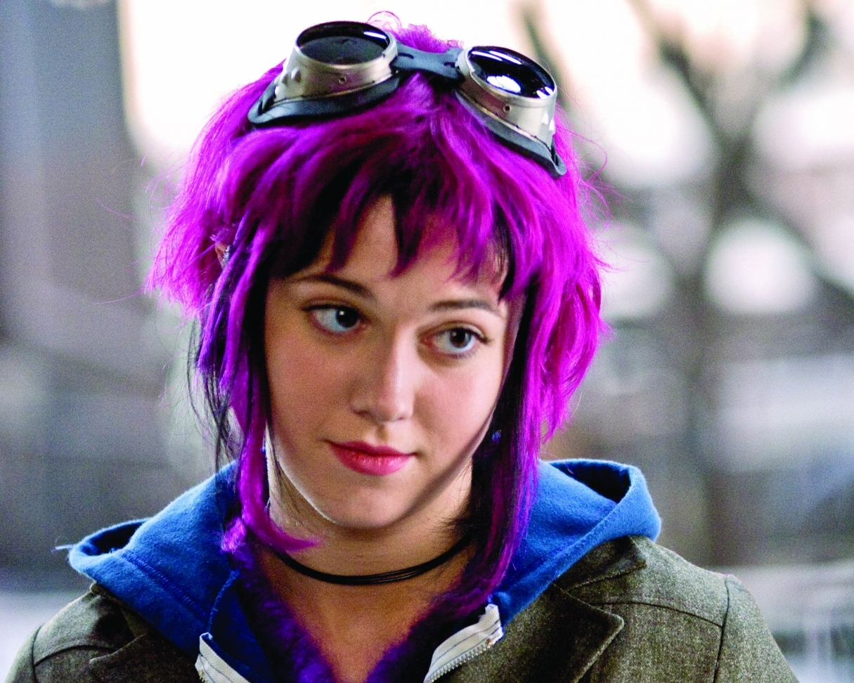 an analysis of a character called ramona Michael cera in scott pilgrim vs the world but then he falls for unattainably cool ramona flowers who provides a comic perspective on the lead character.