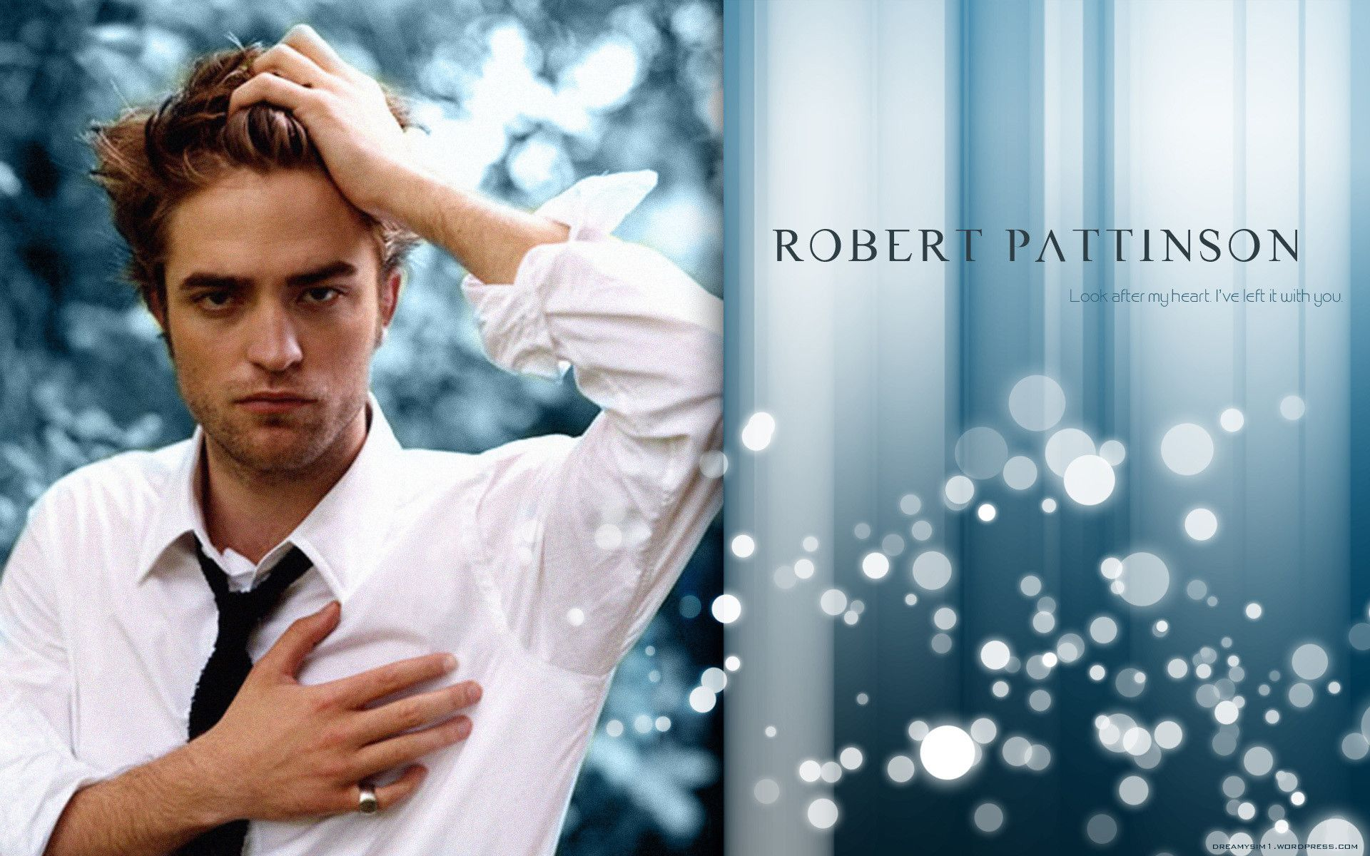 Robert Pattison Wallpapers