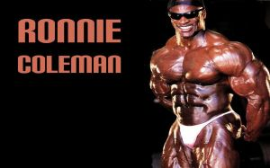 Ronnie Coleman Pic