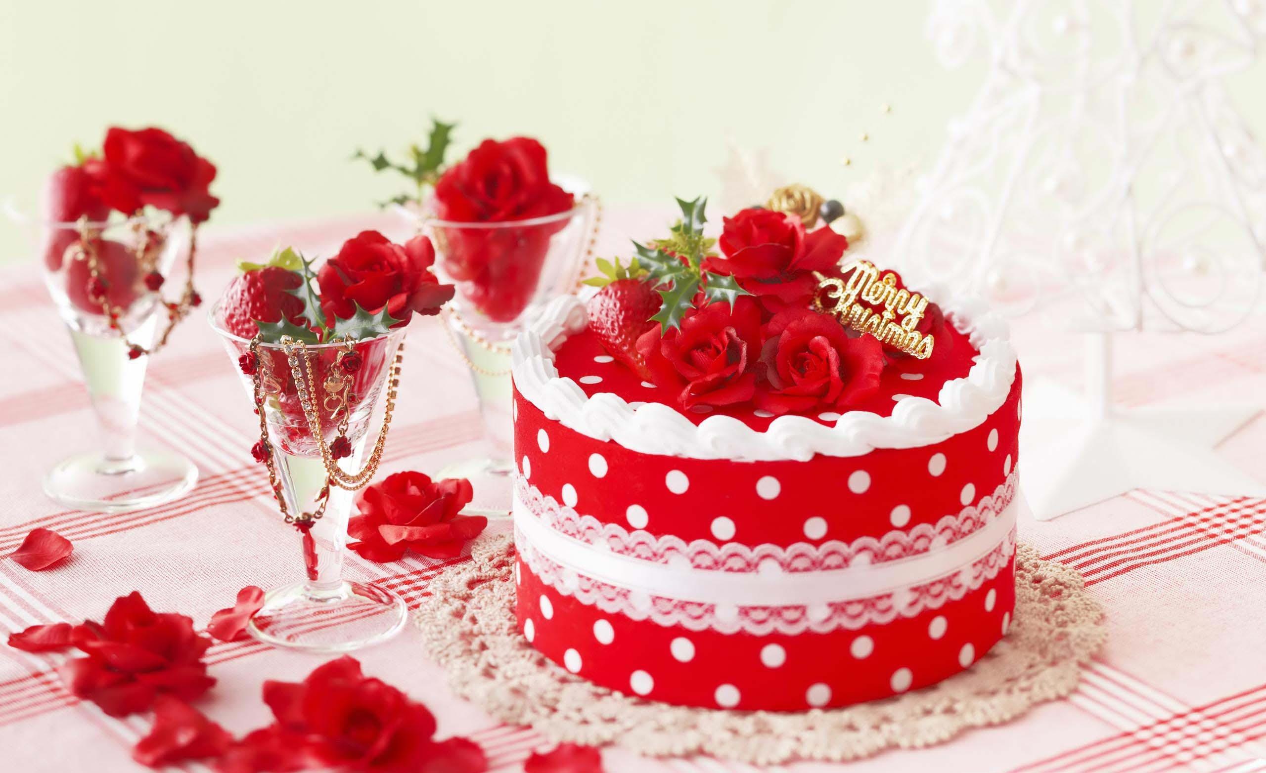 Free Cute Rose Wallpaper